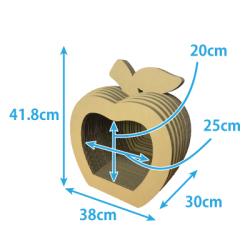 りんごの家寸法